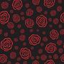 Papel De Parede Rosas Vermelhas - Alto Adesivo