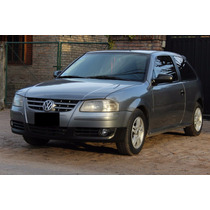 Volkswagen Gol Trendline Plus 1.6 N C/ Gnc 2007 146.000 Kms