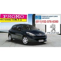 $52000 + Financiacion Tasa 0% Interes Peugeot 207 Allure