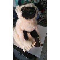 Lemur De Peluche. De Coleccion.