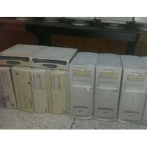 Remato Lote De 10 Cpu Pentium 3 + Teclado + Mouse