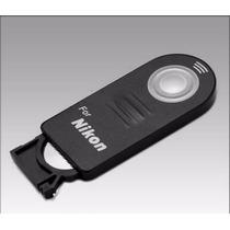 Ml-l3 Controle Remoto Nikon D5300 D5500 D7100 D7200 D3200 V3