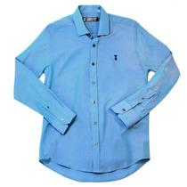 Camisa Sergio K - Azul
