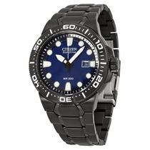 Relógio Citizen Eco-drive Scuba Fin Diver Bn0095-59l