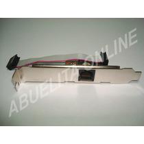 Conector Puerto De Red Rj45 Tarjeta Lan Pc-chips 748 755 757