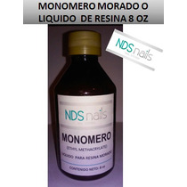 8 Oz Monomero O Liquido De Resina Nds.nails