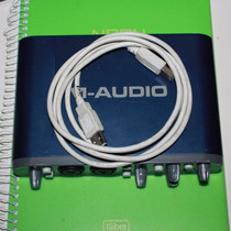 Interface M-audio Usb Fast Track Pro