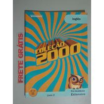 Livro Inglês - Coleção 2000 - Pitágoras Pré-vestibular