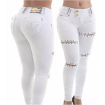 Calça Pitbull Pit Bull Jeans Com Bojo Modela Bumbum Top Hero
