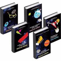 Kit 5 Livros - Coleção: O Guia Do Mochileiro Das Galaxias