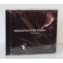 Sebastián Mendoza Todo Bien / Magenta 2002 / Nuevo Sellado !