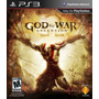 God Of War Ascension Original Sellado Para Ps3