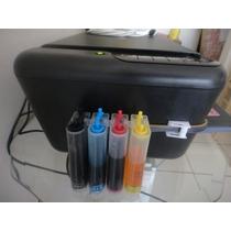 Impressora Buk Ink Multifuncional Hp F 4480 Pouco Uso