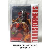 Devastator Roft -optimus-leader-class-megatron-ironhide