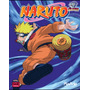 Dvd - Naruto - Box 7 - Playarte - Lacrado