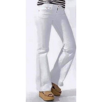 Pantalon Oxford Mujer Blanco- Envio A Todo El Pais