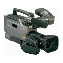 Filmadora Profissional Dvcam Sony Dsr-250