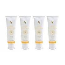 4 Aloe Sunscreen Protetor Solar Em Creme Forever Living