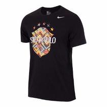 Camisa Nike São Paulo Sede Da Copa Do Mundo Cbf Original