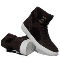 Tênis Sneaker Desire Brown - Hardcore Line