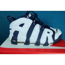 Pippen Air Uptempo Olimpicos 2016 Nike Originales Nuevos