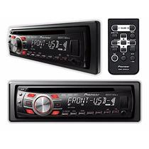 Som De Carro Pioneer Cd Player Deh 2350 Radio Aux Mp3 Usb