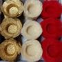 Vermelho/Cr F Dourado/ Dourado