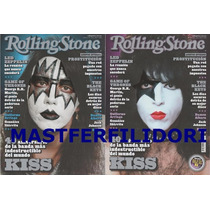 Kiss Rolling Stone Mexico 2014 Paul Stanley Gene Simmons