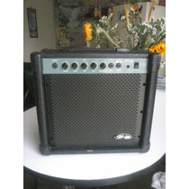 Amplificador Para Bajo Stagg Pwr. 26w
