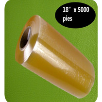 Rollo De Pvc Grado Alimenticio De 18 Pulgadas X 5000 Pies
