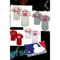 Mlb Jersey San Luis Cardenales
