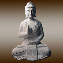 Budas De Yeso Para Pintar 30cm