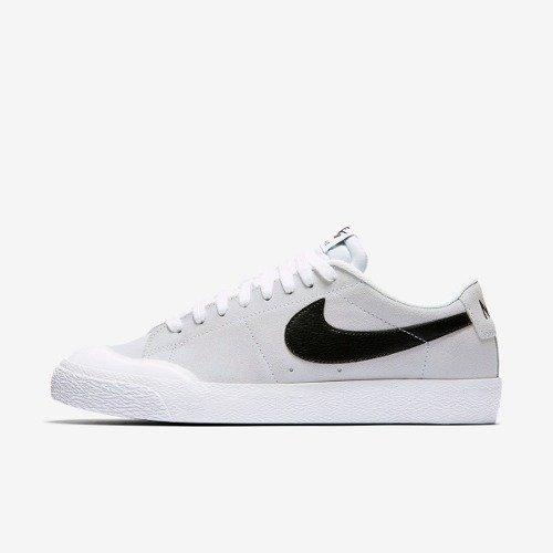 new arrival 14a36 70aec Zapatillas Nike Sb Blazer Zoom Low Blanco Hombre Mujer Nuevo -   2.999,00  en Mercado Libre