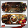 Skin Adesiva Pacers Tema World Of Warcraft P/ Psp Slim 2000