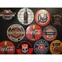 Quadros Redondos Em Mdf Retro Vintage Rustico Cervejas