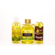 Kit Citronela Perfubrasil ( Spray + Difusor + Essência)