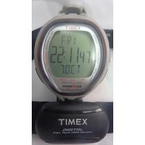 Relógio Timex T 5 K 727 Monitor Ritmo Cardíaco Relogiodovovô