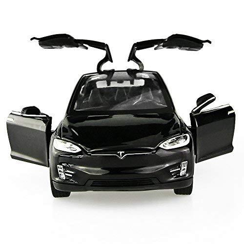 Vehicle Alloy X Modelo Tesla De Coche Diecast Juguete H9IEDY2eWb