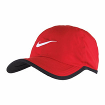 Boné Nike Original Feather Light Vermelho (running)