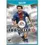 Juego Wii U Fifa 2013. Nuevo Y Sellado