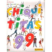 Álbum De Figurinhas Chiquititas 99