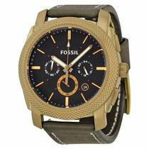 Relógio Classico Fossil Pulseira Couro Original