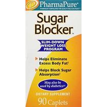 Programa De Pérdida De Peso Pharmapure Bloqueador Del Azúcar