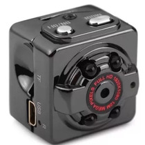 Ultra Micro Camera Full Hd Visão Noturna Espionagem Nova