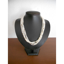 Collar De Perlas Cultivadas