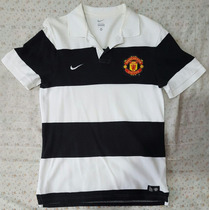 Playera Polo Nike Manchester United Talla M 100% Original