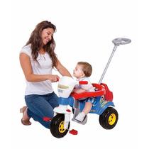 Motoca Motoquinha Infantil Bichos Magic Toys