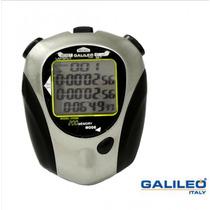 Cronometro Digital Profesional De Mano Galileo 200 Memorias