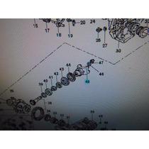 Flange Cardan Dianteiro S10 4x4 Diferencial Diant.original