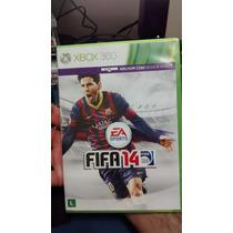 Fifa 14 Xbox 360 - Mídia Física   Nf E Garantia Playgorila